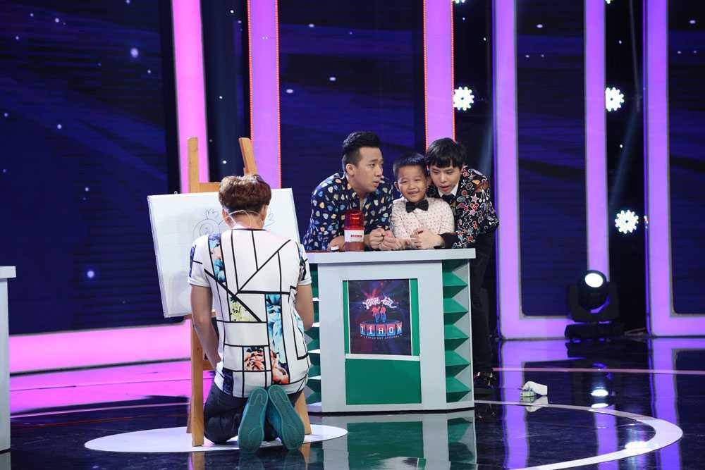 Tran Thanh cam thay 'be tac' voi Trinh Thang Binh hinh anh 9