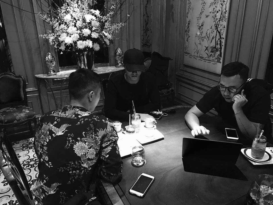 Mai Tien Dung up mo chuyen Lam Vinh Hai dinh rut khoi 'The remix' vi scandal hinh anh 2