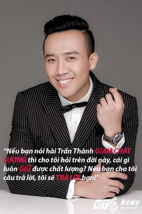 Tran Thanh: 'Ai noi hai hien nay re tien la dang vo dua ca nam' hinh anh 5