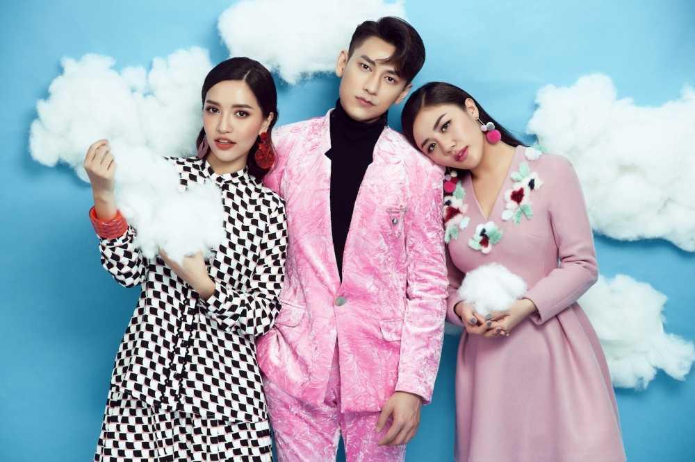 Bich Phuong ngoi ghe nong 'Vietnam idol kids 2017' cung Isaac, Van Mai Huong hinh anh 5
