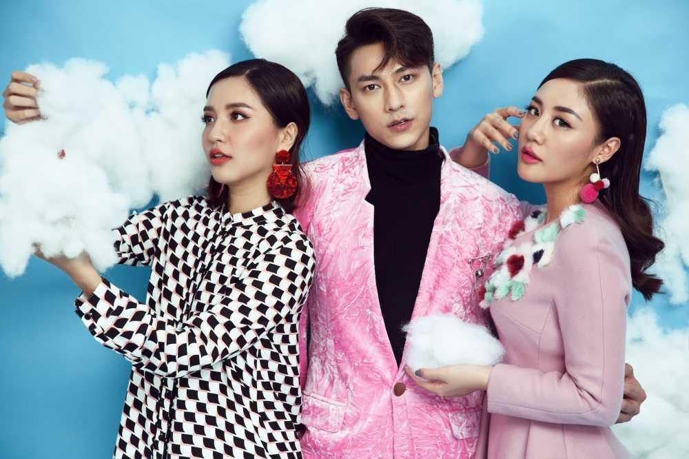 Bich Phuong ngoi ghe nong 'Vietnam idol kids 2017' cung Isaac, Van Mai Huong hinh anh 2