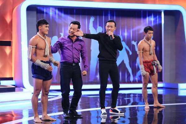 Tran Thanh va Hong Dao tiep tuc 'khuynh dao' truyen hinh Viet hinh anh 1