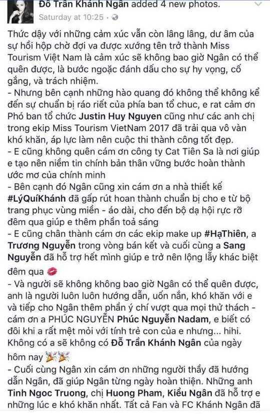 Ha Ho va Ly Qui Khanh bi phan ung vi 'da deu' Pham Huong hinh anh 3
