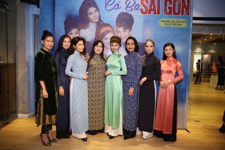 Diem My 9x gay bat ngo cho Ngo Thanh Van khi thu vai 'Co ba Sai Gon' hinh anh 2