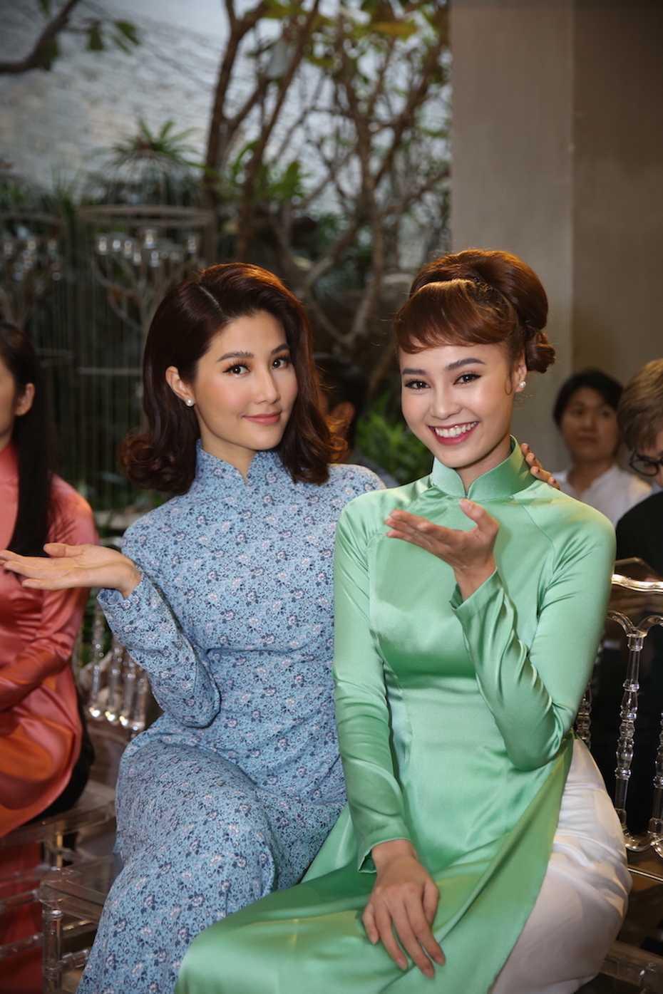 Diem My 9x gay bat ngo cho Ngo Thanh Van khi thu vai 'Co ba Sai Gon' hinh anh 5