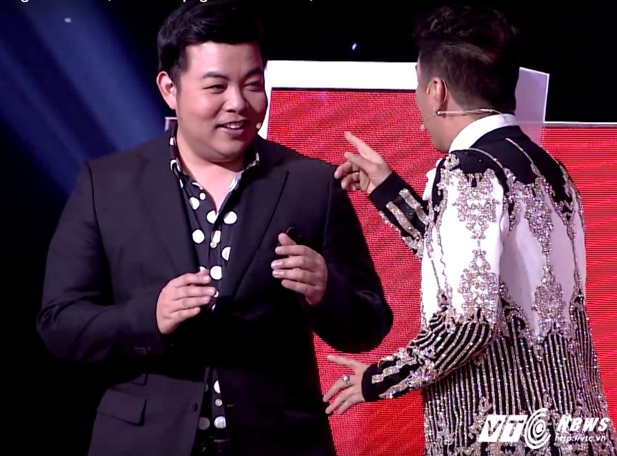 Dam Vinh Hung chi thang mat, 'mang' Quang Le khong thuong tiec hinh anh 5
