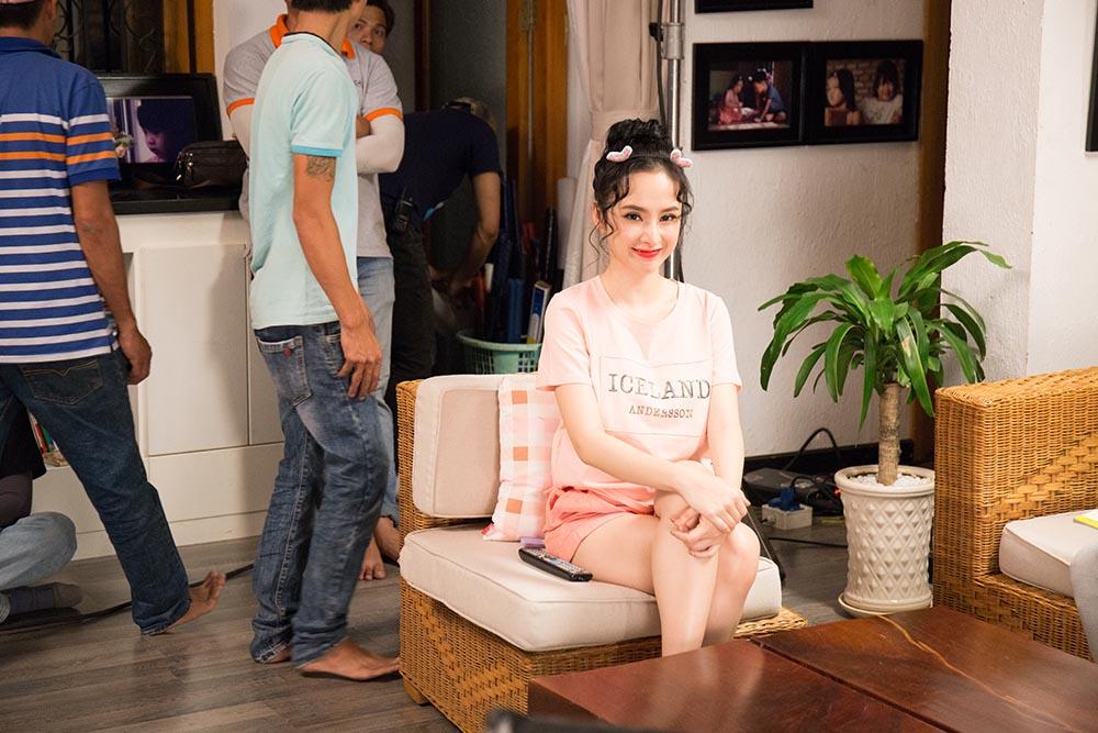 Tran Thanh bat ngo xuat hien trong MV moi cua Phan Manh Quynh hinh anh 5