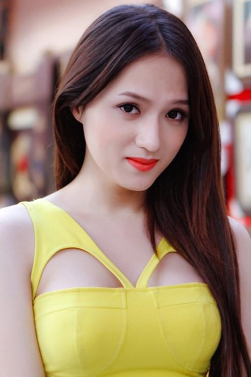 Nghi van Huong Giang Idol va Le Thien Hieu dang yeu nhau? hinh anh 2