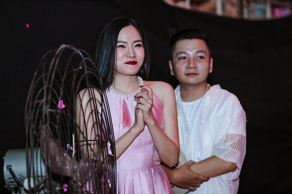Toc Tien vao tan hau truong cham soc Mai Tien Dung hinh anh 5