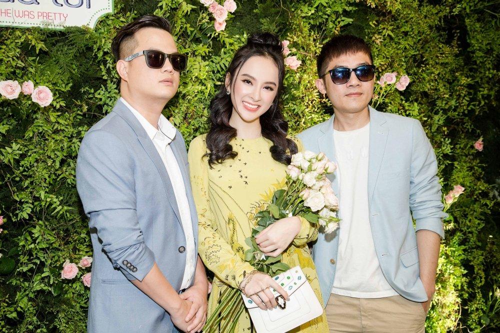 Angela Phuong Trinh tro lai song truyen hinh sau 9 nam hinh anh 6