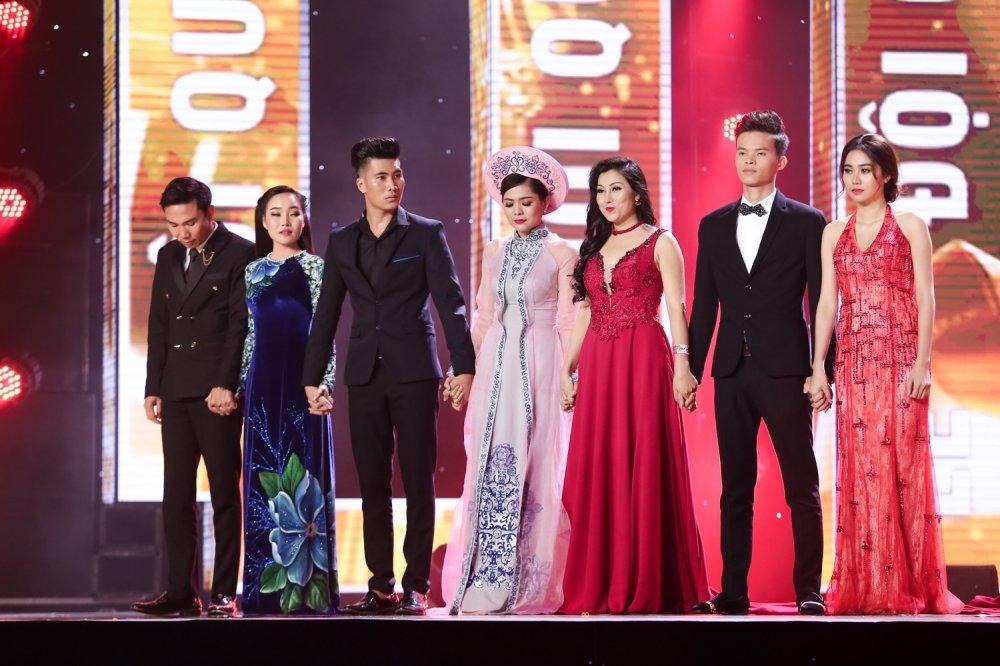Than tuong bolero: Hoc tro Quang Le khien Le Quyen me man hinh anh 7