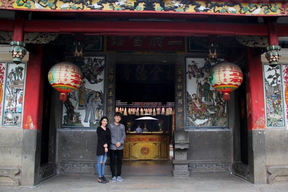Cap doi Ngo Kien Huy, Khong Tu Quynh tro tai keo mi Kungfu hinh anh 1