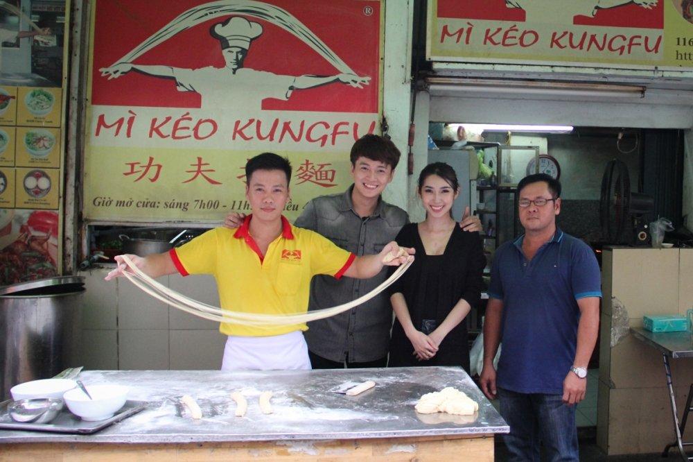 Cap doi Ngo Kien Huy, Khong Tu Quynh tro tai keo mi Kungfu hinh anh 4