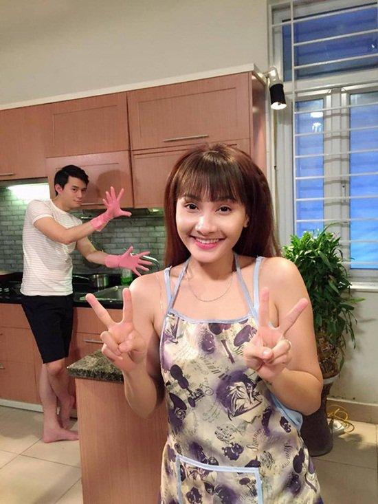Hinh anh khong duoc len song cua 'Song chung voi me chong' hinh anh 4