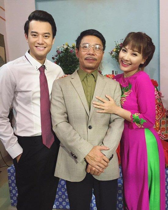 Hinh anh khong duoc len song cua 'Song chung voi me chong' hinh anh 7