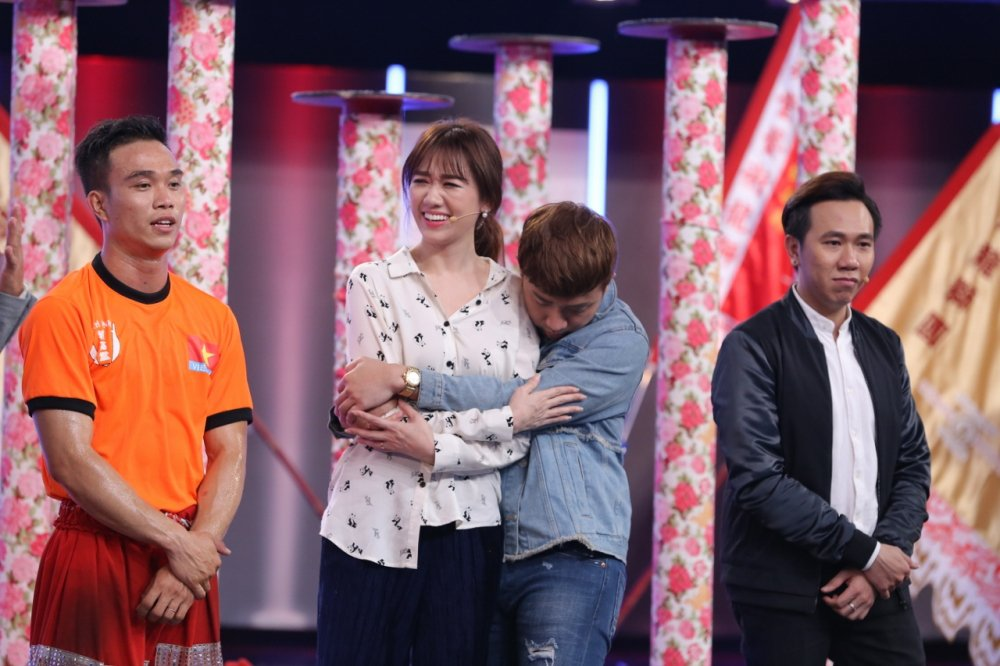 Sau scandal cam song, Tran Thanh tiep tuc tham gia gameshow hinh anh 2