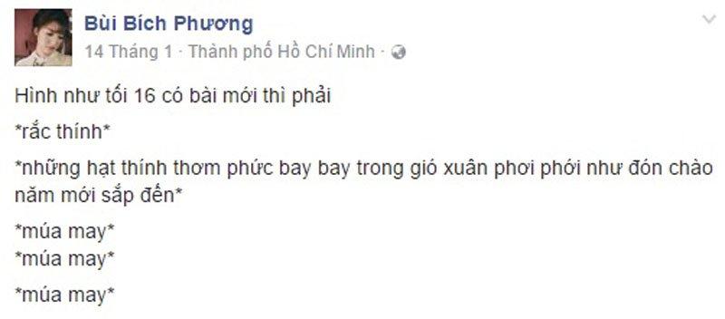 Dac diem 'nhan dang' Bich Phuong la gi? hinh anh 13