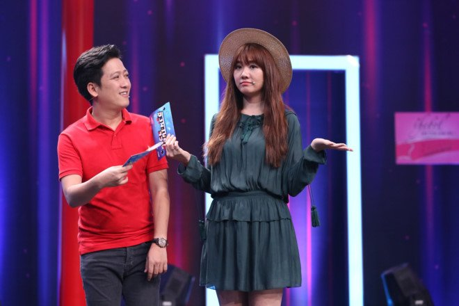 Ai co the thay the Tran Thanh 'cam trich' gameshow? hinh anh 3