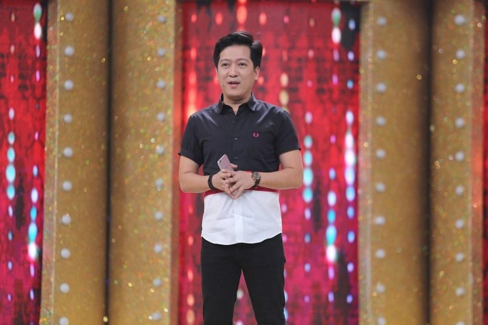Ai co the thay the Tran Thanh 'cam trich' gameshow? hinh anh 2