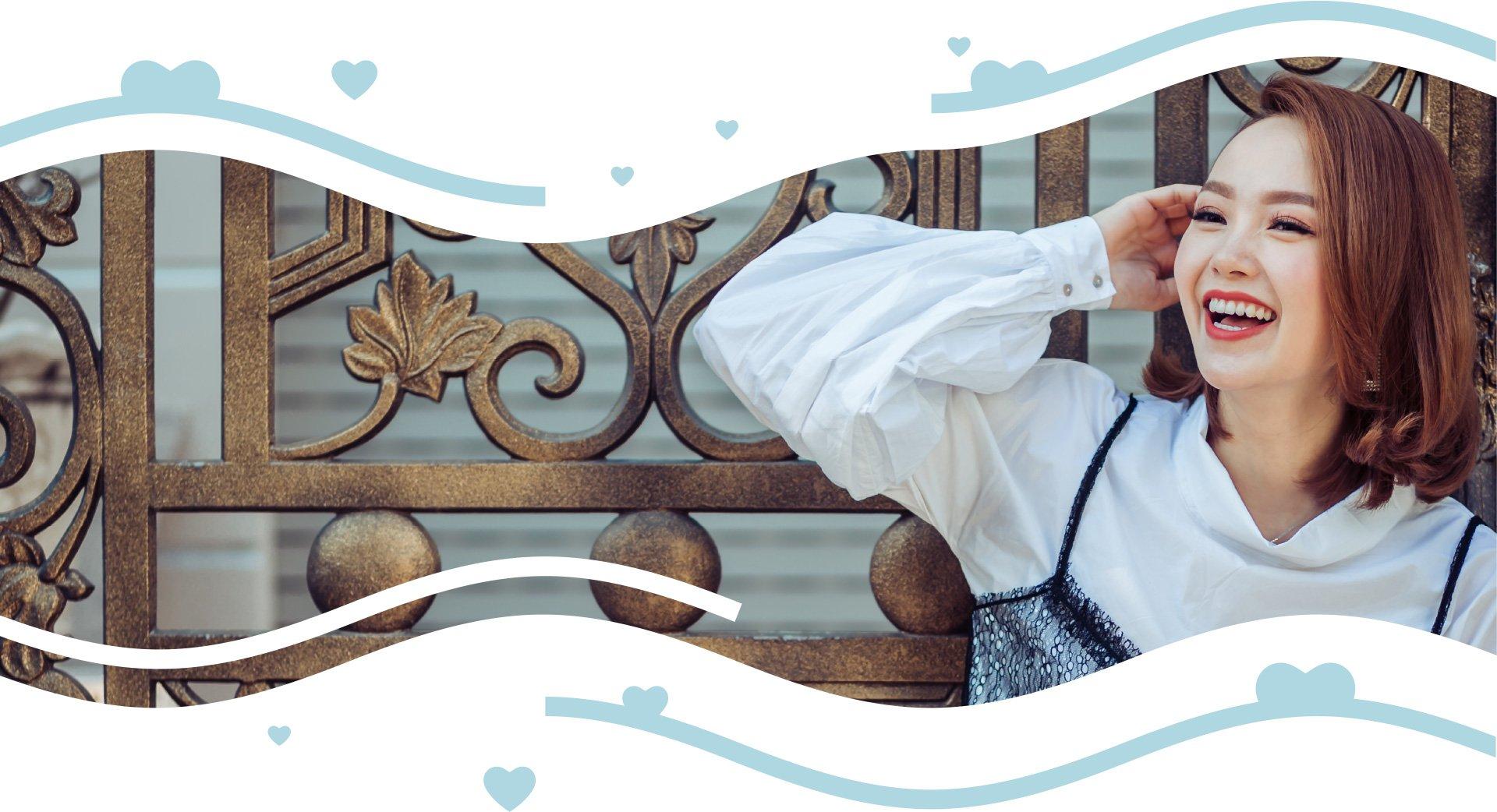 Minh Hang lan dau chia se ve ban trai lon tuoi, thanh dat hinh anh 7