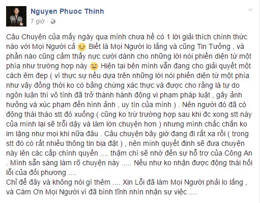 Bi to bo dien vi poster Dong Nhi to hon: Noo Phuoc Thinh len tieng hinh anh 4