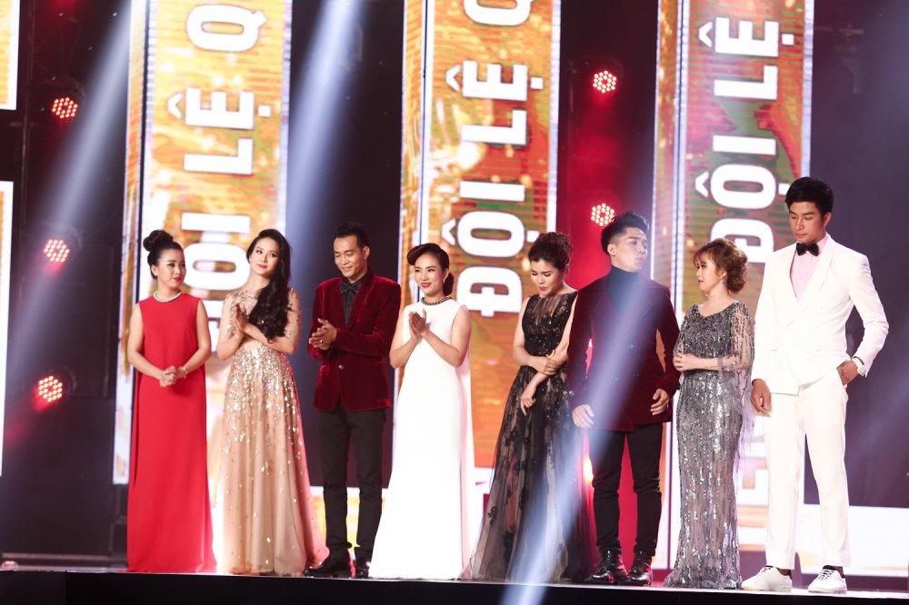 Truc tiep Than tuong Bolero 2017 tap 9: Le Quyen 'chot so' vong Doi dau hinh anh 8