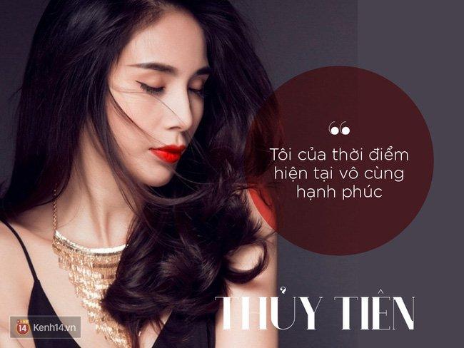 Thuy Tien: Hanh phuc chi la moi sang thuc giac thay me nam ben con song, minh con song! hinh anh 5