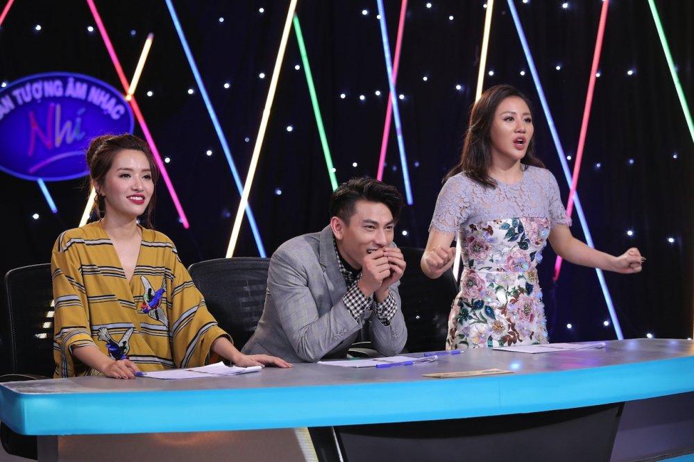 Truc tiep Vietnam Idol Kids 2017 tap 2 hinh anh 1
