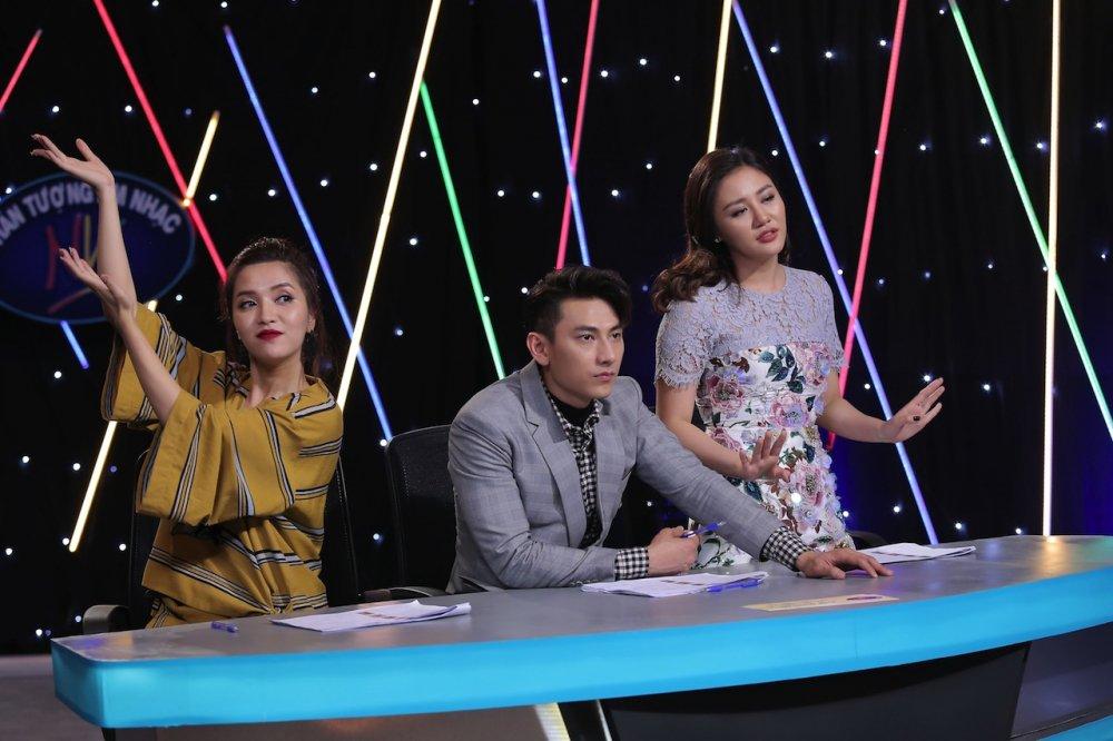 Truc tiep Vietnam Idol Kids 2017 tap 2 hinh anh 7