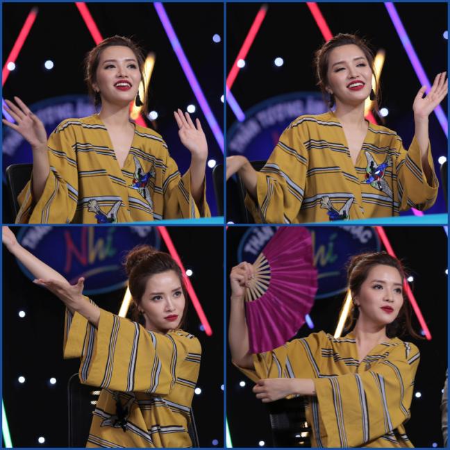 Truc tiep Vietnam Idol Kids 2017 tap 2 hinh anh 8