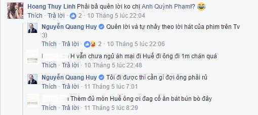 Ro nghi van Pham Quynh Anh va Quang Huy truc trac hon nhan hinh anh 2