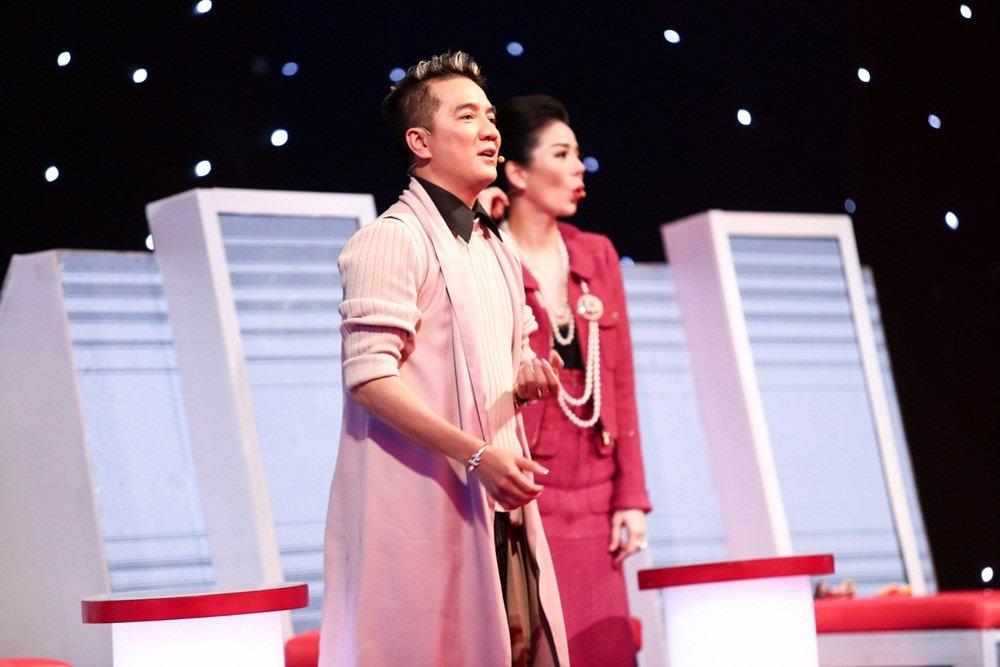Truc tiep Than tuong Bolero 2017 tap 11: Dam Vinh Hung lam moi 'Thanh pho buon' hinh anh 4