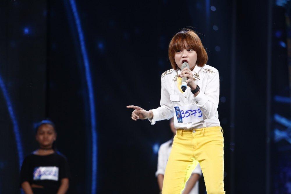 Truc tiep Vietnam Idol Kids 2017 tap 3: Co be khiem thi khien Isaac lang nguoi hinh anh 5