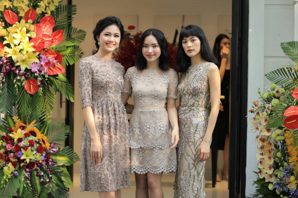 A hau Thanh Tu khoe sac cung dien vien 'Em chua 18' hinh anh 5