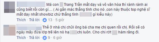 Khan gia phan ung du doi khi Trang Tran - Pha Le hon lao voi nghe si Xuan Huong hinh anh 4