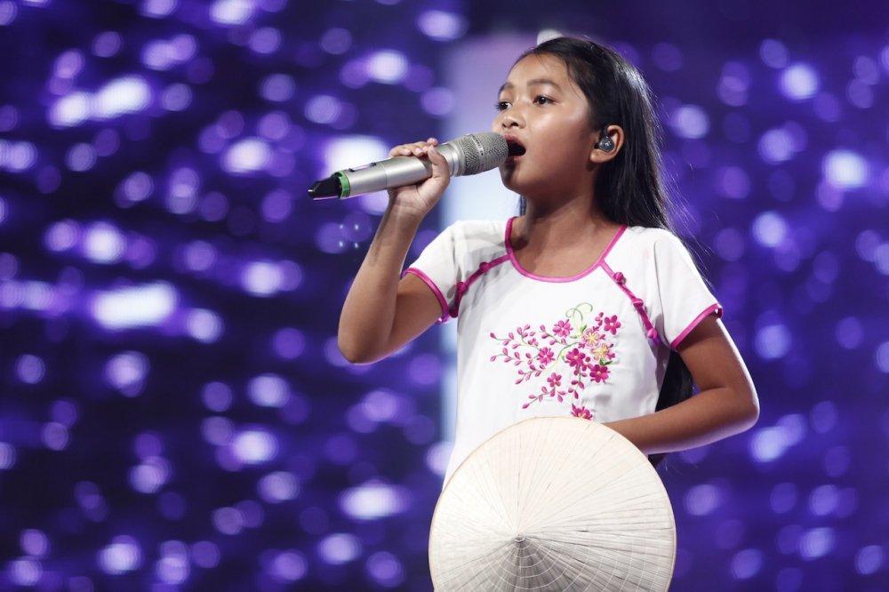 Truc tiep Vietnam Idol Kids 2017 tap 5: Bich Phuong bat ngo voi hoc tro Vu Cat Tuong hinh anh 3