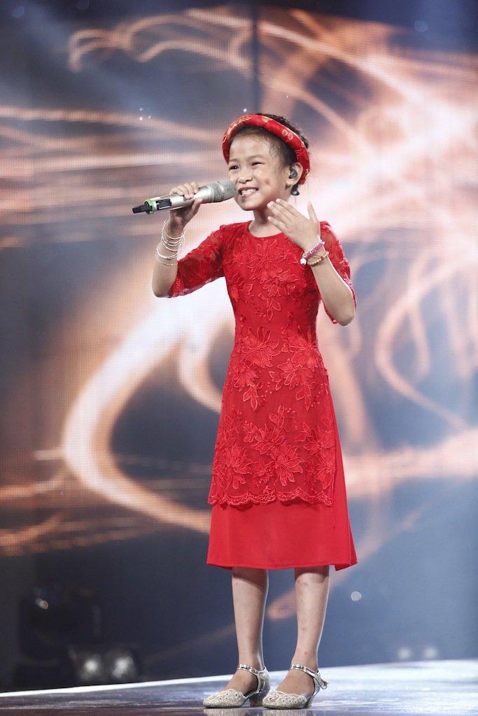 Truc tiep Vietnam Idol Kids 2017 tap 5: Bich Phuong bat ngo voi hoc tro Vu Cat Tuong hinh anh 4