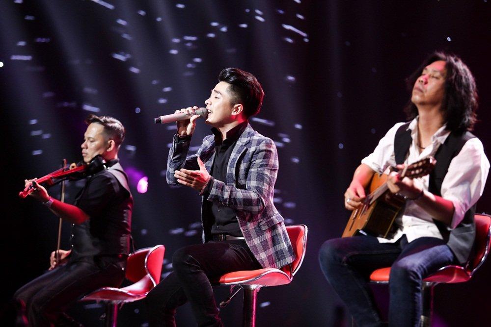 Truc tiep Than tuong bolero 2017 tap 13: Le Quyen ket hop voi Quang Linh gay sot hinh anh 4