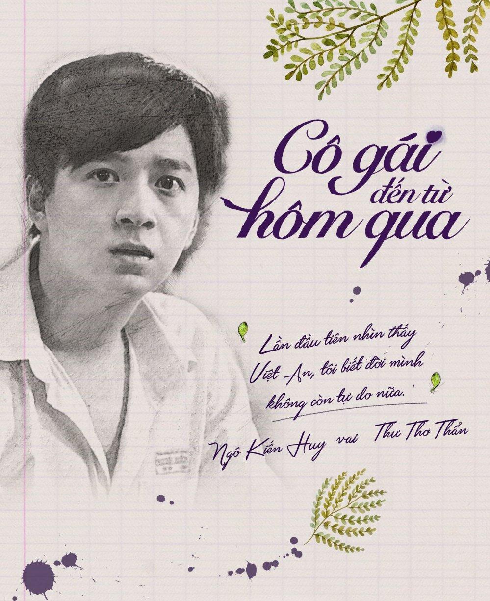 Hoang Yen Chibi ngan can Ngo Kien Huy quen ban gai hinh anh 2