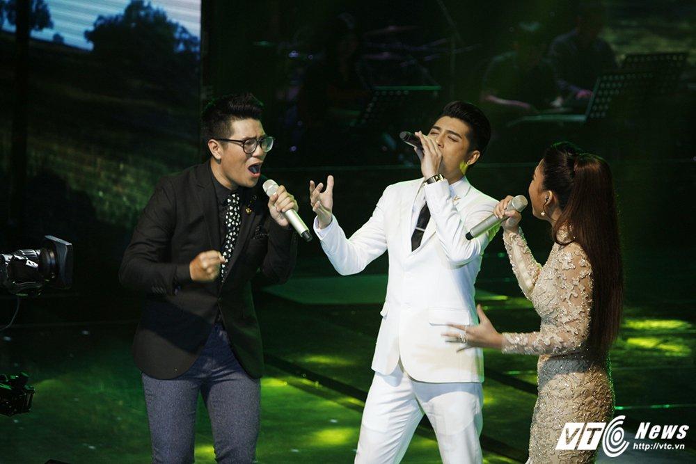 Chung ket Giong hat Viet 2017: Ali Hoang Duong doat ngoi quan quan hinh anh 16