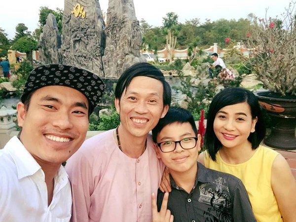 Kieu Minh Tuan chia se ve lan dau gap con trai Cat Phuong hinh anh 1