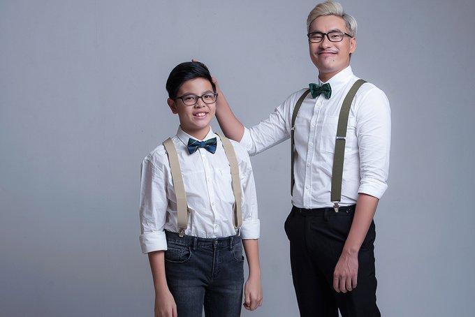 Kieu Minh Tuan chia se ve lan dau gap con trai Cat Phuong hinh anh 3
