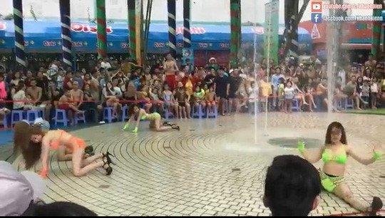 MC Quang Bao: Dan chan dai nhay phan cam cho con nit xem o Dam Sen that dang xau ho hinh anh 4