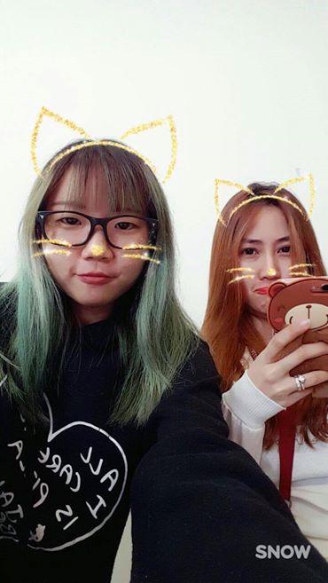 Cuoc song sinh vien it nguoi biet cua Ngan Khanh o Singapore hinh anh 9