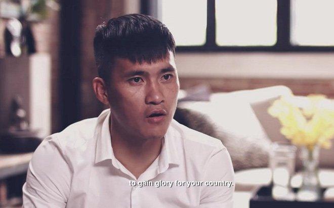 Cong Vinh ke chuyen tinh yeu voi Thuy Tien tren song truyen hinh My hinh anh 1