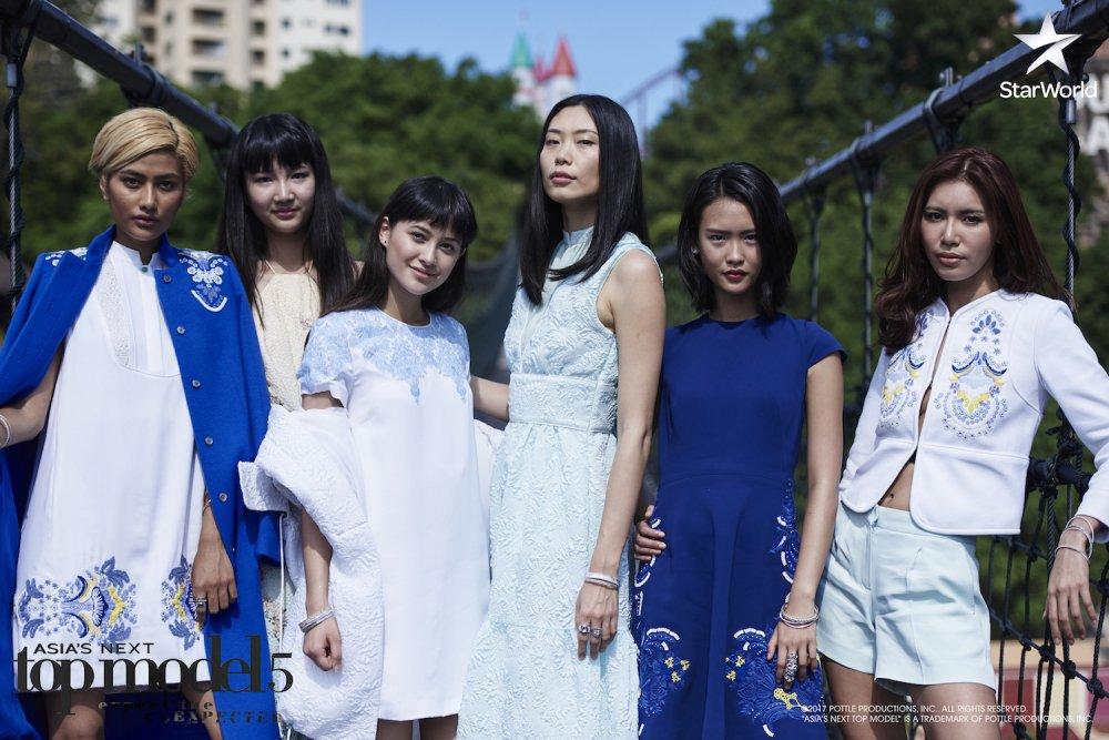 Manh me tai 'The Face', Minh Tu lai bat khoc o 'Asia's Next Top Model' hinh anh 2