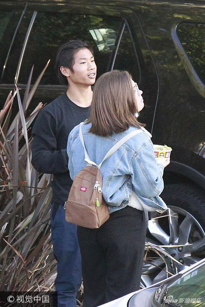 Pax Thien - con nuoi goc Viet cua Angelina Jolie chung chac ben cac ban gai hinh anh 5