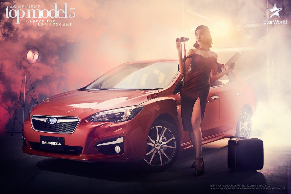 Minh Tu lot vao Chung ket 'Asia's Next Top Model' hinh anh 6