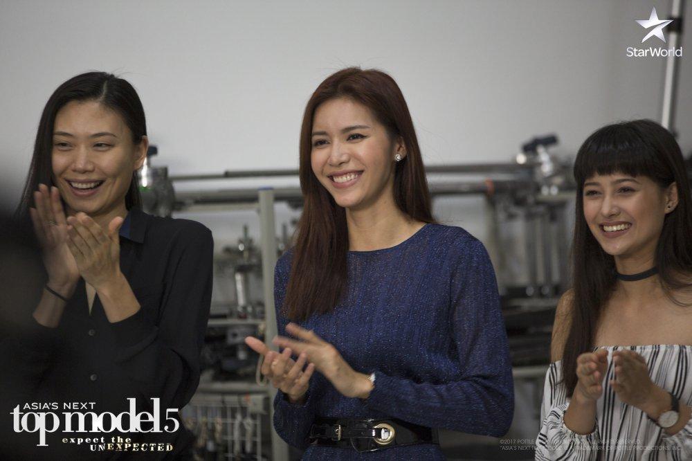 Minh Tu lot vao Chung ket 'Asia's Next Top Model' hinh anh 3