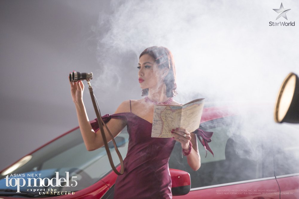 Minh Tu lot vao Chung ket 'Asia's Next Top Model' hinh anh 5